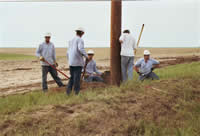 J&J Powerline Crew at Work